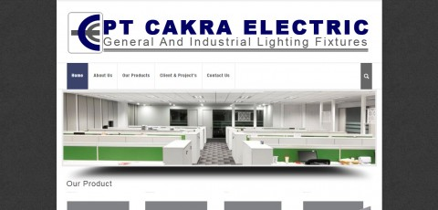 PT Cakra Electric